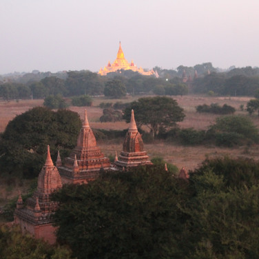 Monuments of Bagan