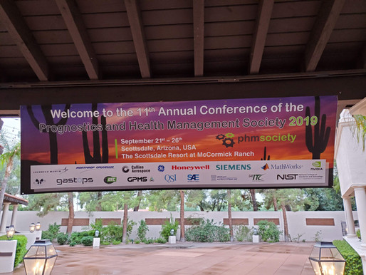 D2K Participates in the 11th Annual PHM Conference in Scottsdale, AZ September 21-26