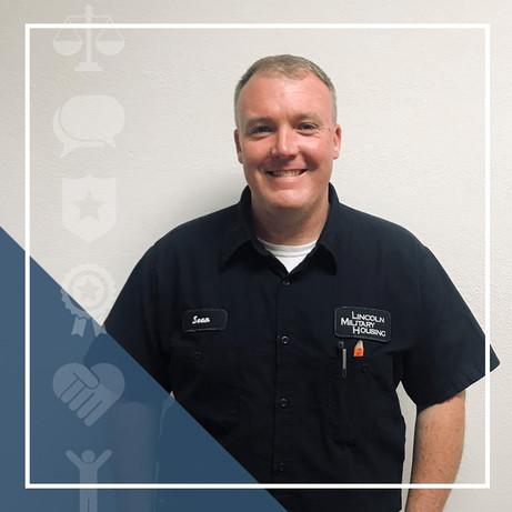 Congratulations, Sean Ryan - Area Maintenance Director for Main, North & West!