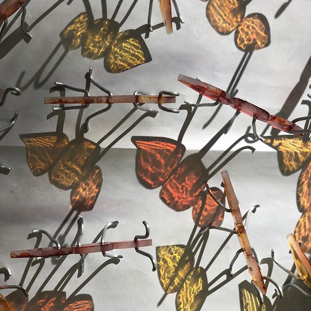 Stained Glass Ants