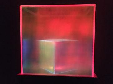 dichroic infinity light box