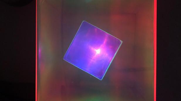 Dichroic Light Box