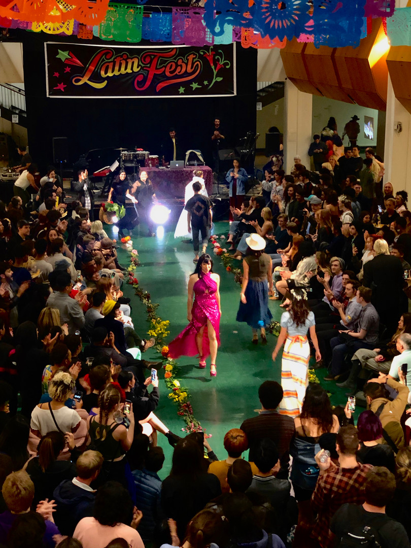 LatinFest Fashion Show