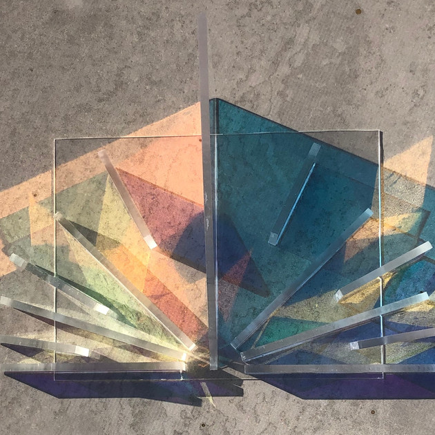 sundial: rgb and dichroic
