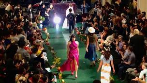 Latin Fest Fashion Show