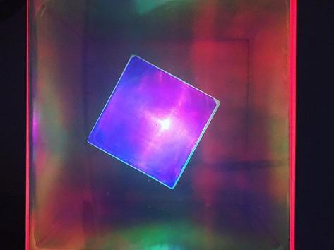Dichroic Infinity Lightbox