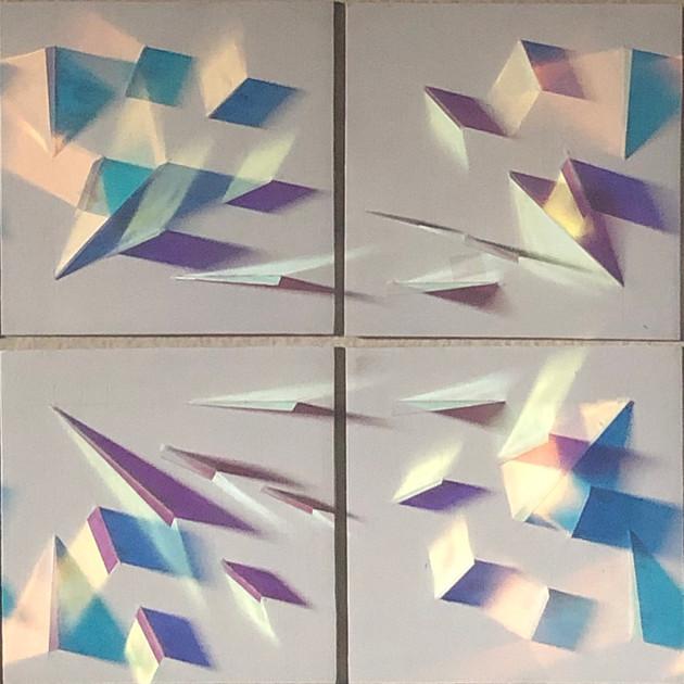 dichroic tiles