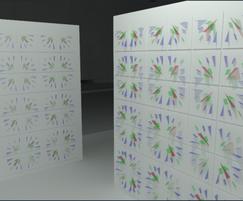 AutoCad 3D rendering