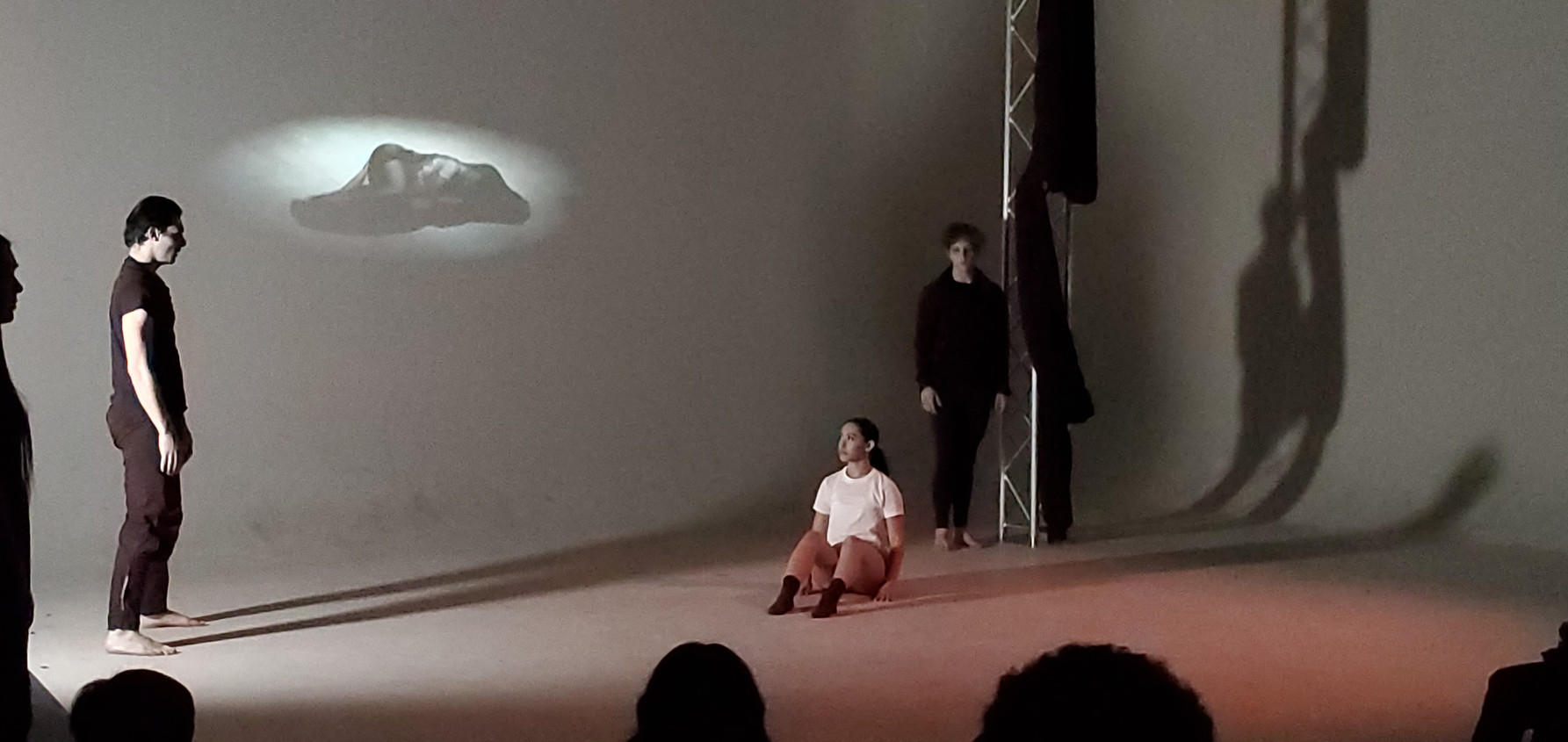 Lost Children, a contemporary dancee and music thesis