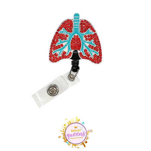 Better Lung Badge Reel