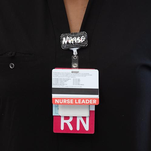 Nurse Friends Badge Reel