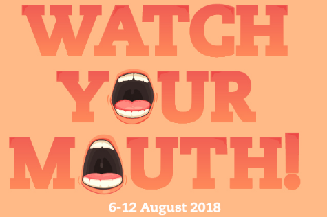 Dental Health Week Image_ Watch your Mouth