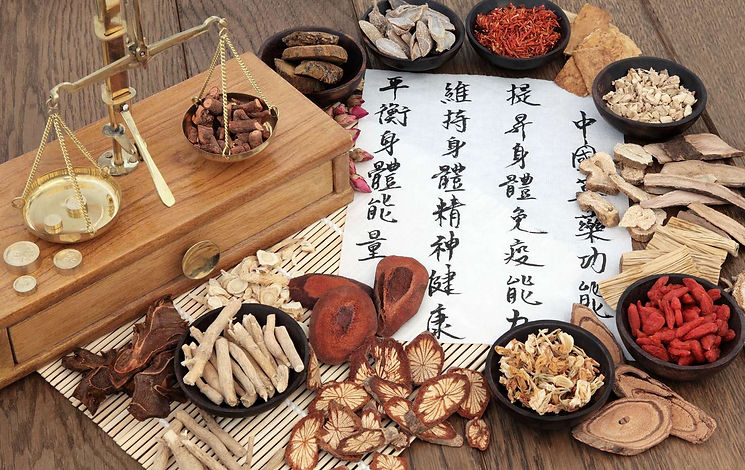 Chinesische Arzneimittel - Akupunktur Praxis Buchholz
