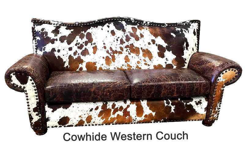 Marvelous Cheyenne Country Western Cowhide Couches Forskolin Free Trial Chair Design Images Forskolin Free Trialorg