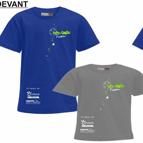 T-Shirt 2019 Enfant Bleu ou Gris