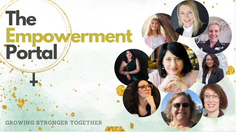 Empowerment Portal Cover page