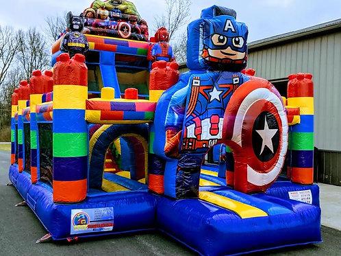 Marvel Legoland