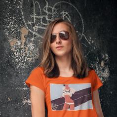Women's Printed tops
