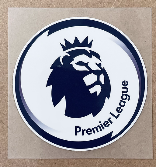 PREMIER LEAGUE PLAYER ISSUE SLEEVE PATCHES FELT TYPE 2020-21