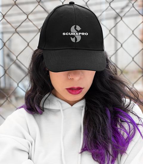SCUBAPRO GREY/WHITE CAP