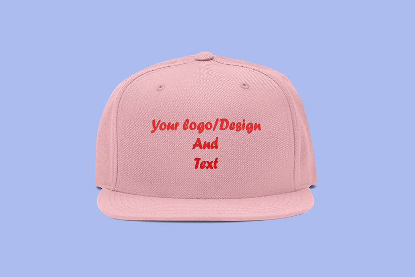 PERSONALISED CAP PRINTING