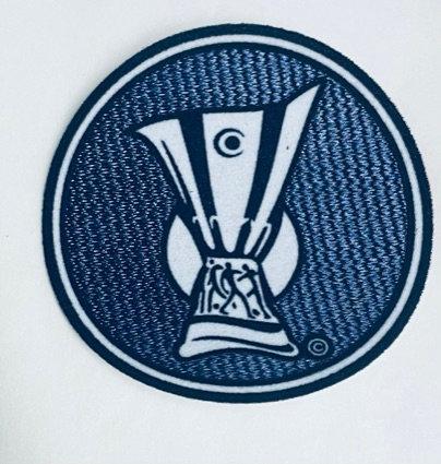 UEFA CUP Sleeve badges 2004-09