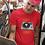 Thumbnail: GREY VINYL JUNKIE DESIGN Tee Shirt