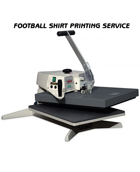 FOOTBALL JERSEY PRINTING SERVICE