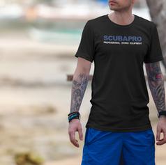 Scuba SCUBAPRO Tee Shirt