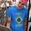Thumbnail: ORANGE VINYL JUNKIE DESIGN Tee Shirt