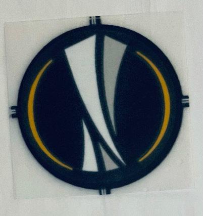 UEFA EUROPA LEAGUE Sleeve badges 2015-19