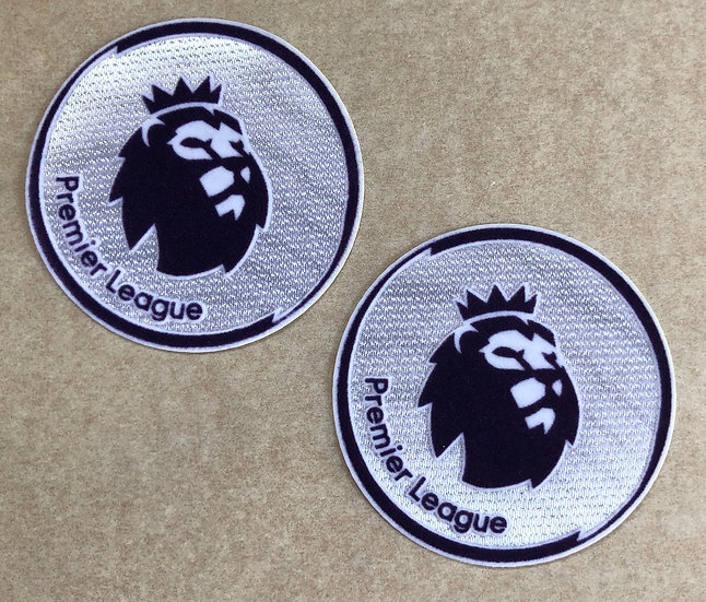BARCLAYS PREMIER LEAGUE PLAYER ISSUE SLEEVE PATCHES FELT TYPE 2016-2020