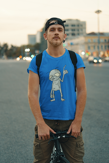 ALIEN FUN TEE SHIRT