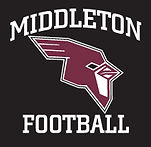 Middleton Cardinal Football logo