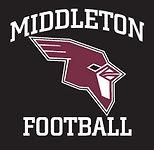 Middleton Cardinal Football logo