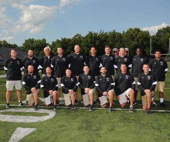 Middleton Cardinals 2015 Coaching Staff
