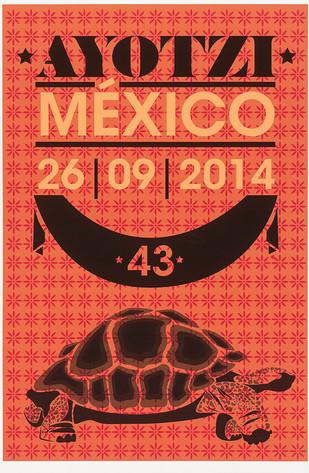 21. Ayotzi Mexico 26/09/2014