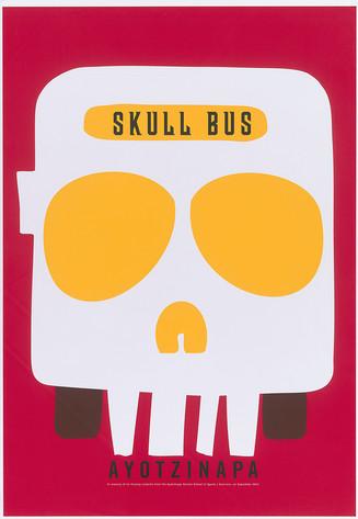 13. Skull Bus