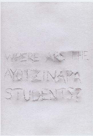 32. Where Are The Ayotzinapa Students?