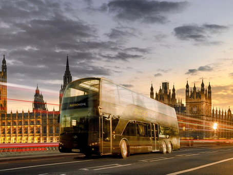 Bustronome – London