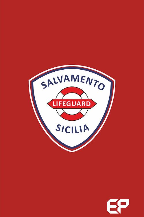 Telo in microfibra Salvamento Sicilia