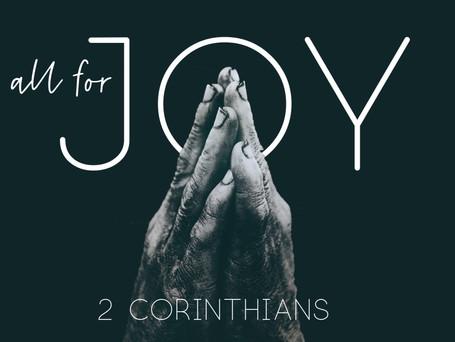 2 Corinthians series