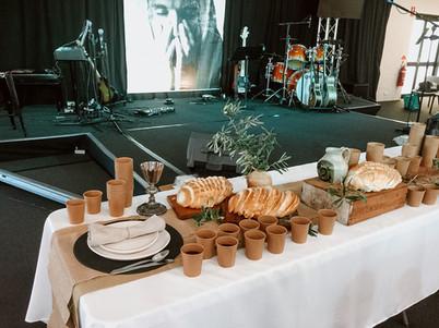 Family Service Communion 2019
