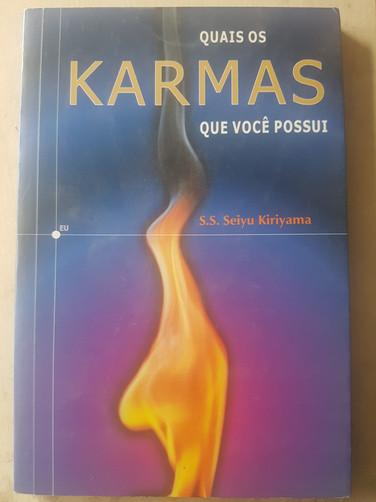 Quais os Karmas que você possui
