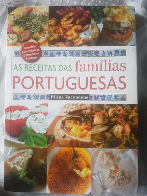 As receitas das famlílias Portuguesas