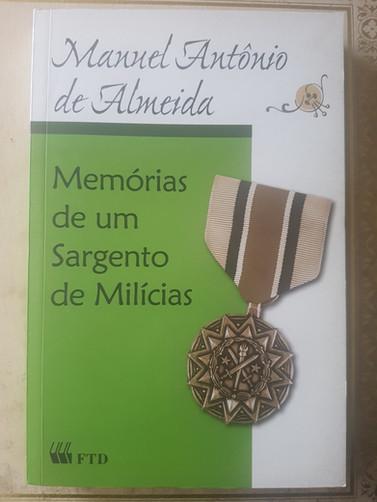 Memôrias de um Sargento de Milícias