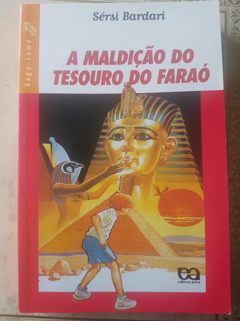 A maldição do tesouro do faraó