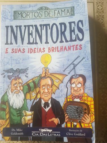 Inventores e suas ideias brilhantes