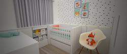 Projeto - Quarto de Bebê 2018