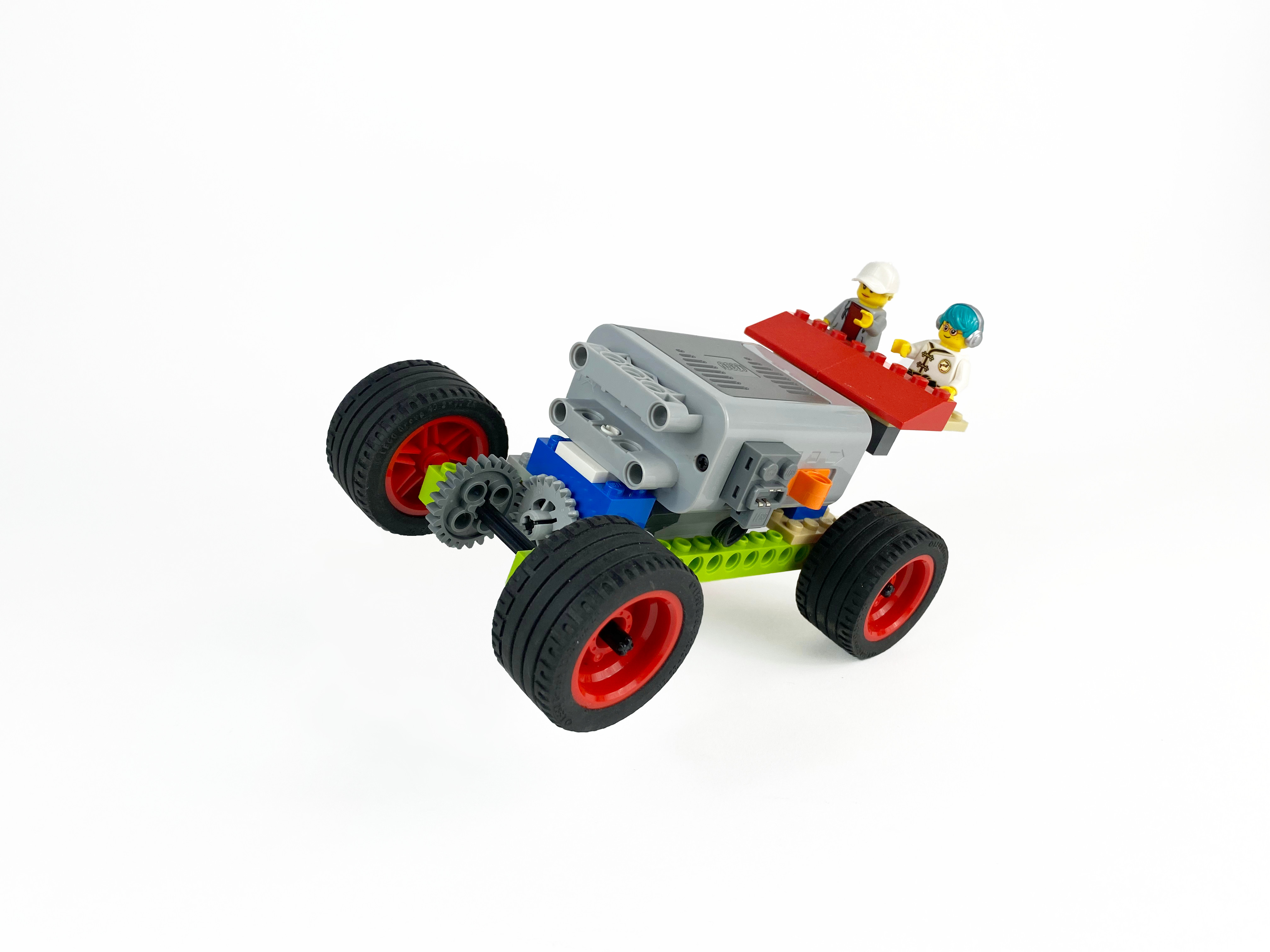 Lego Engineering Ages: 8-12